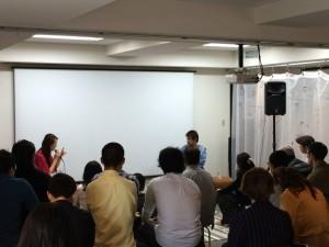 高城剛さんのトークイベントinヒガコスポーツ