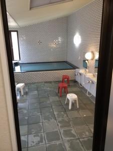 ヒガコスポーツの大浴場