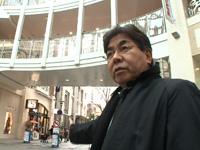 丸亀街商店街の古川理事長